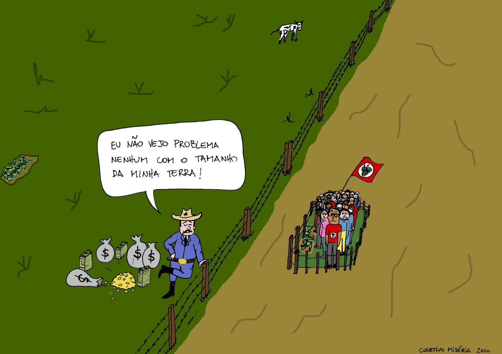 Governo abandona de vez a reforma agr ria psol rio das ostras - Fotos terras ...